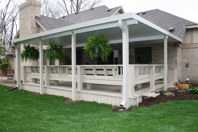 Patio Covers In Dayton Ohio Dayton Home Improvement Center